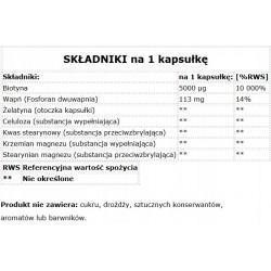 Solgar, Witamina B6 100 mg, 100 tabletek