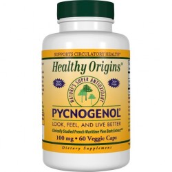 Healthy Origins Pycnogenol, 100 mg, 60 kapsułek