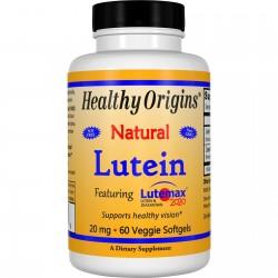 Healthy Origins Luteina 20 mg, 60 kapsułek