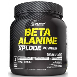 OLIMP Beta-Alanine Xplode Powder 420g BETA ALANINA