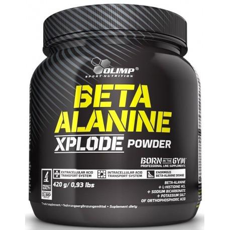 OLIMP Beta-Alanine Xplode Powder 420g BETA ALANINA