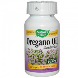 Nature's Way Olej z oregano 60 kapsułek