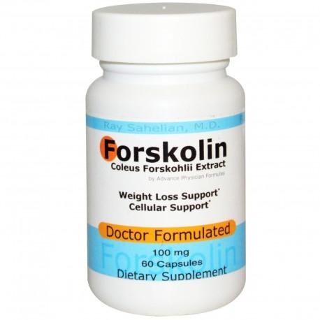 Advance Physician Formulas, Inc., Forskolina 60 kap