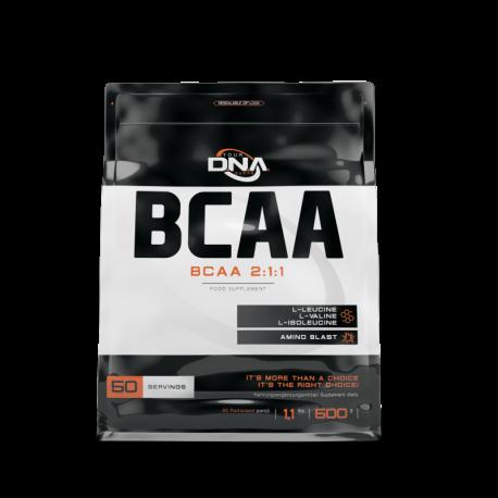 DNA SUPPS BCAA 2:1:1 - aminokwasy rozgałęzione 500 g