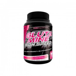 TREC Glutamina 500g smak wiśniowoporzeczkowy