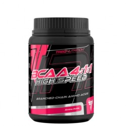 TREC Aminokwas BCAA 4:1:1 HIGHSPEED 600g TROPICAL