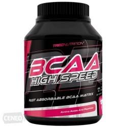 TREC Aminokwas BCAA 4:1:1 HIGHSPEED 300g TROPICAL