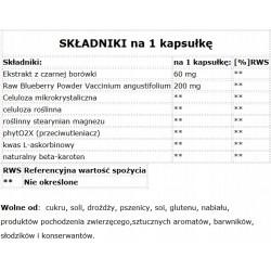 Healthy Origins, Witamina D3 60 µg (2400IU) 120 kapsułek skład