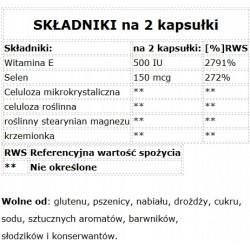 Healthy Origins, 5-HTP, 50mg, 60 kapsułek