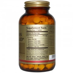 Solgar, P-5-P, 50 mg, 100 tabletek