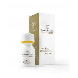 CannabiGold Delicate 2,5% – OPAKOWANIE RODZINNE 40g