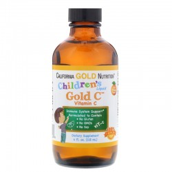 CGN Płynna witamina C dla dzieci 118 ml
