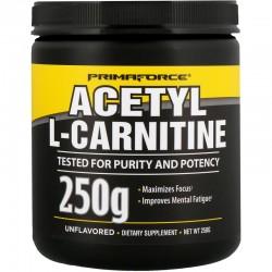 Primaforce Acetylo L-karnityna w proszku 250 gram