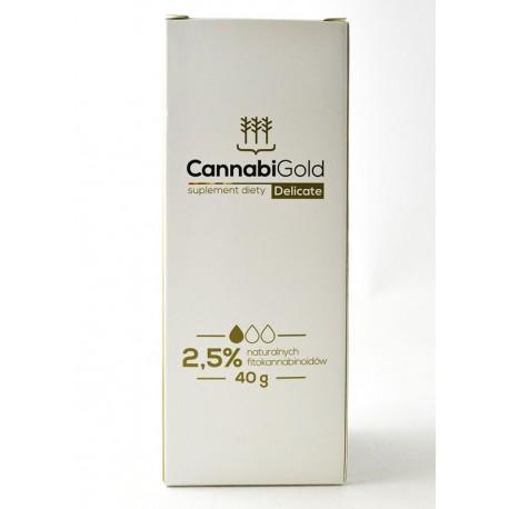 CannabiGold Classic Olejek Konopny CBD 2,5%