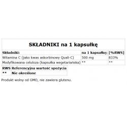 MRM Ginkgo Biloba 60 mg 120 kaps Miłorząb japoński
