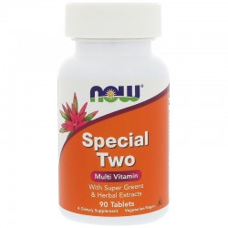 NOW FOODS Multiwitamina Special Two 90 tabletek