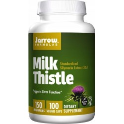 JARROW Milk Thistle Ostropest 150 mg 100kaps