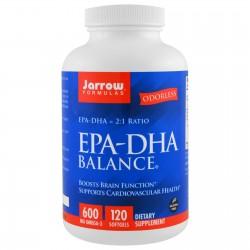 JARROW EPA-DHA 120kap OCZYSZCZONA OMEGA-3