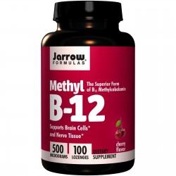 JARROW Witamina B12 metylokobalamina 500 µg x100