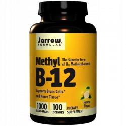 JARROW Witamina B12 metylokobalamina 1000mcg x100