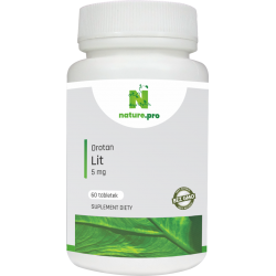NaturePRO Lit Orotan 5mg 60 tabletek