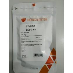 Phoenix Dwuwinian Choliny 500 mg 60 kapsułek