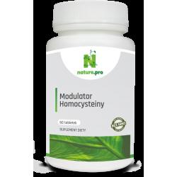 NaturePRO Modulator Homocysteiny 60 tabletek