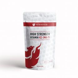 Phoenix Witamina K2 MK7 500mcg NATTO 120 tabletek