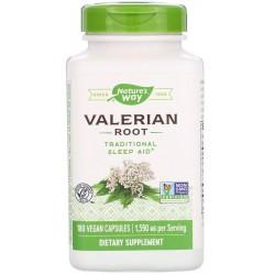 Nature's Way Korzeń waleriany 530 mg x180