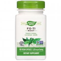 Nature's Way Fo-Ti 610 mg 100 kapsułek