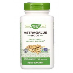 Nature's Way Astragalus 470 mg 180 kapsułek