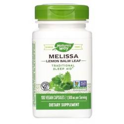 Nature's Way Melisa 500 mg 100 kapsułek
