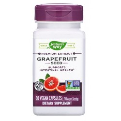 Nature's Way Ekstrakt pestek grejpfruta 250mg x60