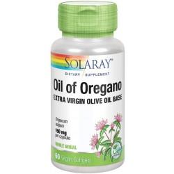 Solaray Olej z oregano 150 mg 60 kapsułek