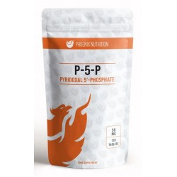Phoenix Nutrition P5P Witamina B6 50mg 120tabletek