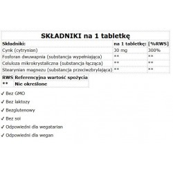 21st Century, Witamina B1 100 mg 110 tabletek