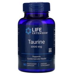 Life Extension Tauryna, 1000mg, 90 kapsułek