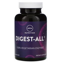 MRM Digest-All, Enzymy trawienne 100 kapsułek