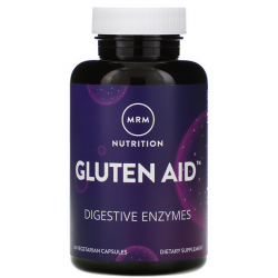MRM Gluten Aid Enzymy na trawienie glutenu/nabiału