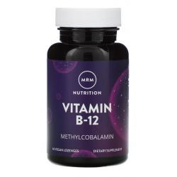 MRM Witamina B12 Metylokobalamina 2000 mcg 60past.