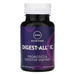 MRM Digest-All IC, Enzymy trawienne + Probiotyki