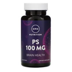 MRM Fosfatydyloseryna, 100 mg, 60 kapsułek