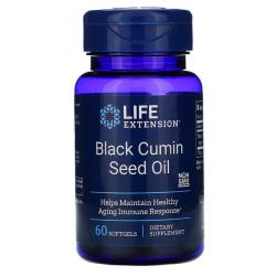 Life Extension olej z nasion kminku 60 kaps