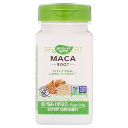Nature's Way Korzeń Maca 525 mg 100 kapsułek