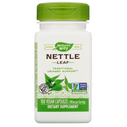 Nature's Way Nettle leaf Pokrzywa 435 mg 100 kaps