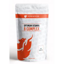 Phoenix Nutrition Optimum B-Complex 120 tabletek