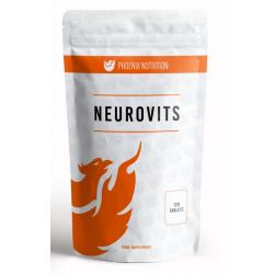 Phoenix Nutrition NEUROVITS B6 B12 FOLIC ACID x120