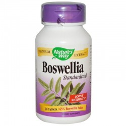 Nature's Way Boswellia 60 tabletek