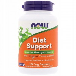 NOW FOODS Diet Support, 120 kapsułek