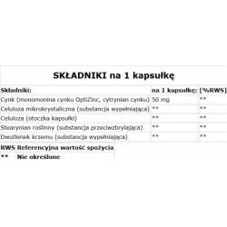 SOLGAR, cholina / inozytol, 500 mg / 500 mg, 100 kapsułek